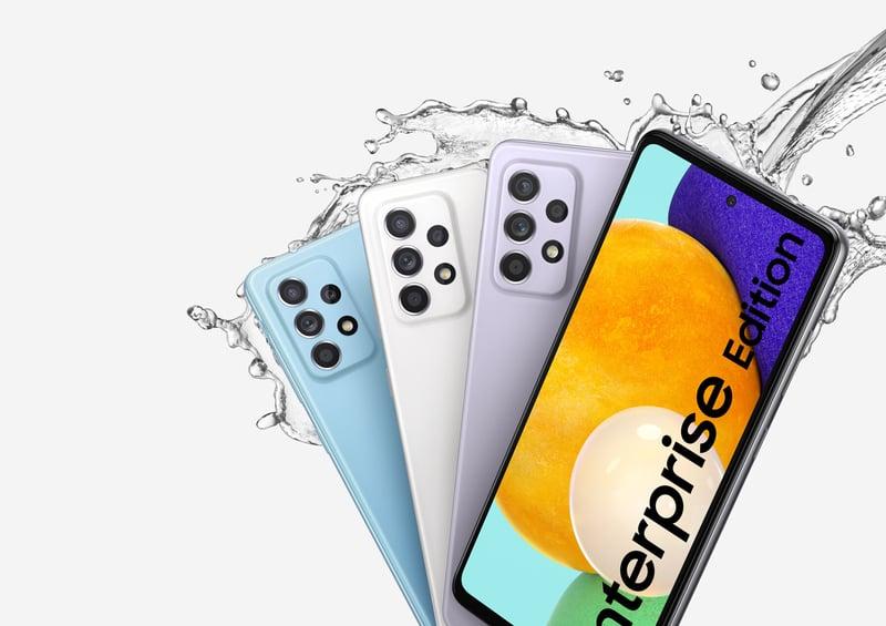 Mobilitet för privata och offentliga företag med Techstep och Samsung