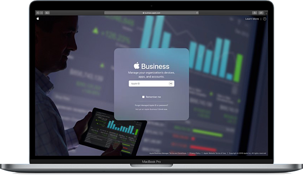 Apple Business Manager
