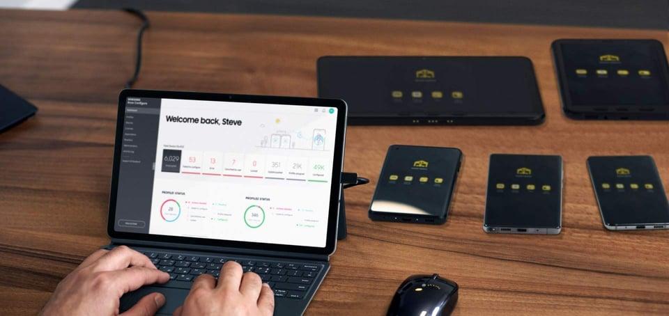 Rätt hårdvara för den digitala arbetsplatsen