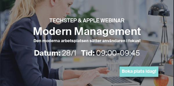Techstep - Webinar - Modern Management-0